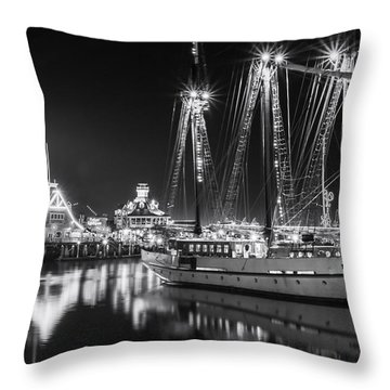 Ssv Tole Mour By Denise Dube Throw Pillow