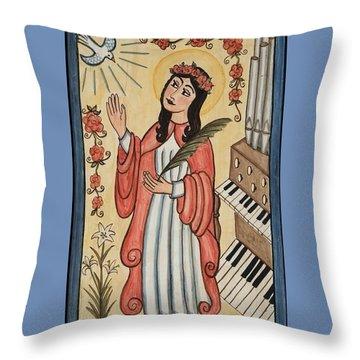 Natural Pigment Throw Pillows
