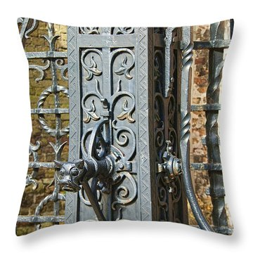 Belguim Throw Pillows