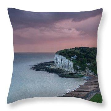 St Margaret Throw Pillows
