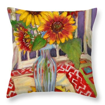 St011 Throw Pillow