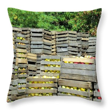 Stacking High Throw Pillow