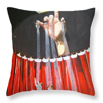 Stage Of Life   Throw Pillow