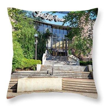 Saks Fifth Avenue Throw Pillow