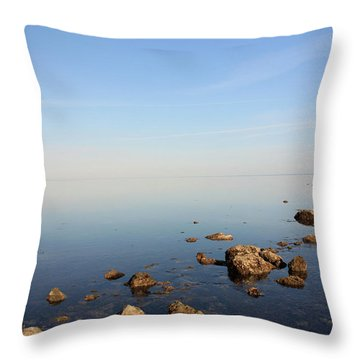 Stairway To Heaven  Throw Pillow by AR Annahita