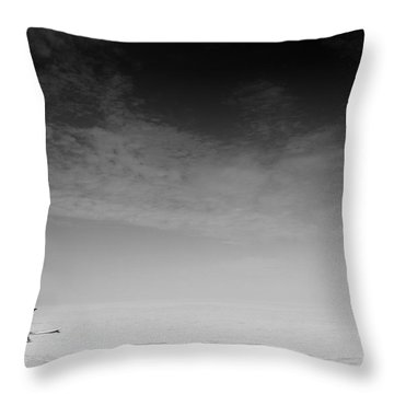 Paddler Throw Pillows