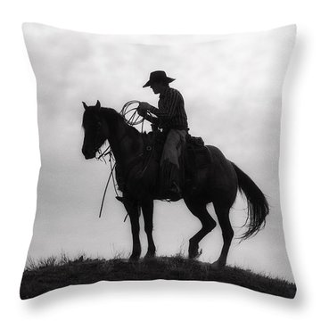 Outoors Throw Pillows
