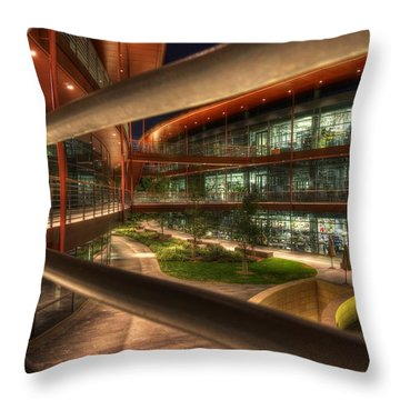 Stanford Is Beautiful Throw Pillow