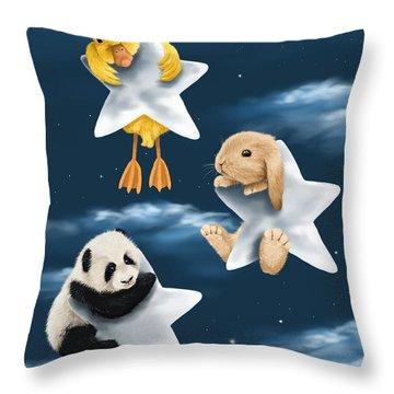 Panda Throw Pillows