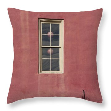Star-light Window Throw Pillow