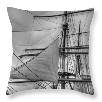 Star Of India 2 Throw Pillow