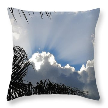 Star Power 1 Throw Pillow