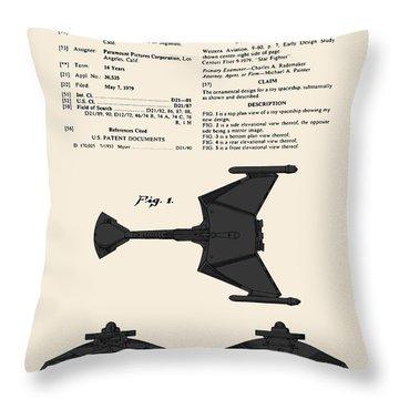 Klingon Throw Pillows