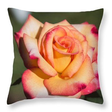 Star With Pizazz Throw Pillow