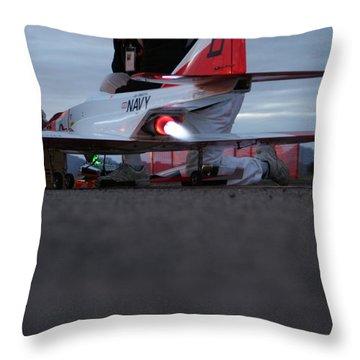 Startup Throw Pillow