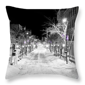 State Street Madison Throw Pillow