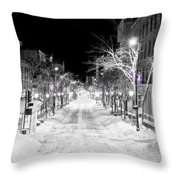 State Street Madison Throw Pillow