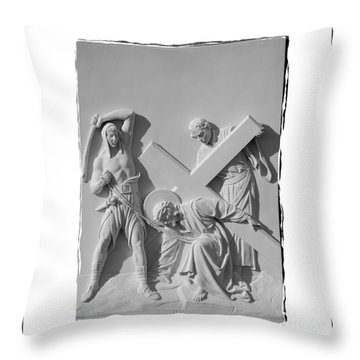 Station I I I Throw Pillow
