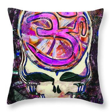 Steal Your Search For The Sound Two Throw Pillow by Kevin J Cooper Artwork