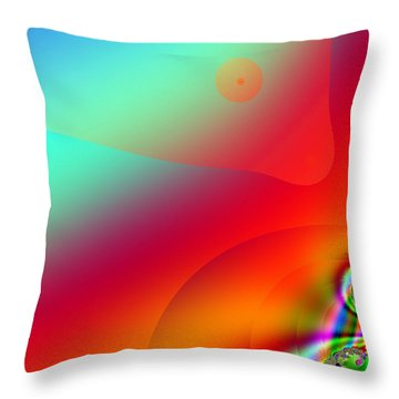 Stealth Throw Pillow