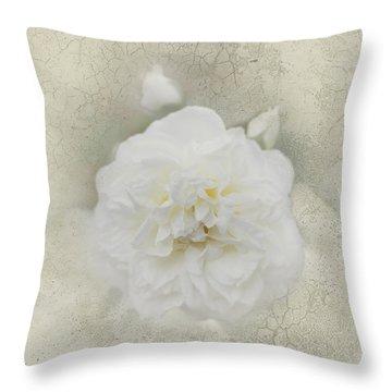 Stephanie Throw Pillow by Elaine Teague