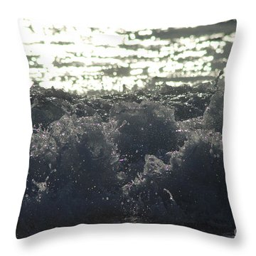 Throw Pillow featuring the photograph Still In Love by Erhan OZBIYIK