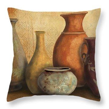 Still Life-c Throw Pillow