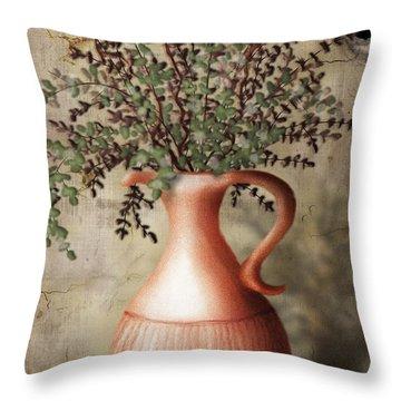 Still Life I Throw Pillow