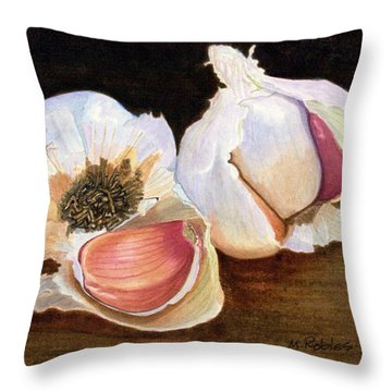 Still Life No. 2 Throw Pillow