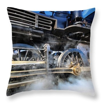 Stokin-tokin Throw Pillow