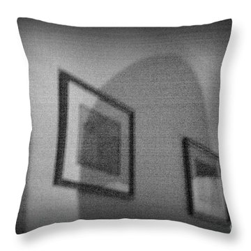 Throw Pillow featuring the photograph Stolen Of Vision by Steven Macanka