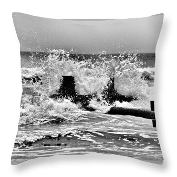 Stone Harbor 211 Throw Pillow