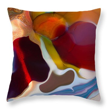 Stoned Throw Pillow