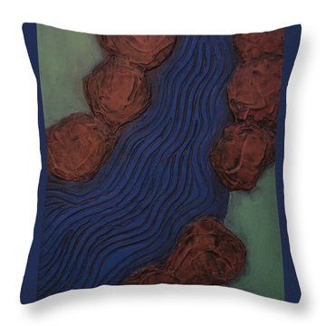 Stoney Brook Throw Pillow