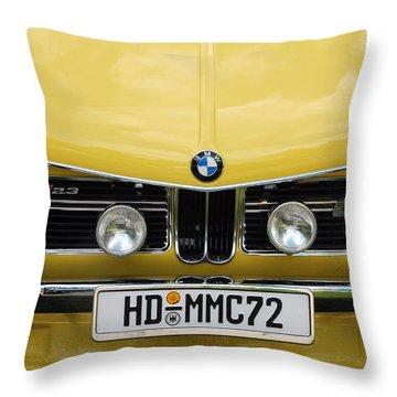 Strange Bavarian Throw Pillow by John Schneider