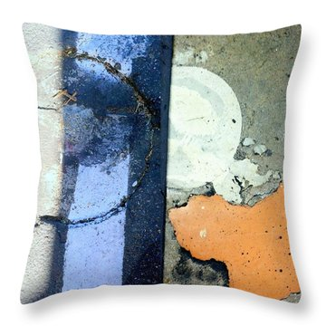 Street Sights 15 Throw Pillow