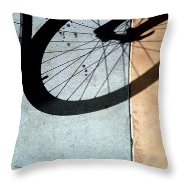 Streets Of La Jolla 16 Throw Pillow by Marlene Burns