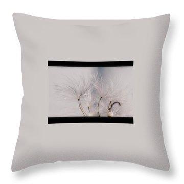 Throw Pillow featuring the photograph Strength by Marija Djedovic