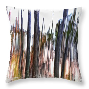 Striation Throw Pillow