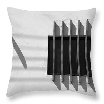 String Shadows - Selected Award - Fiap Throw Pillow