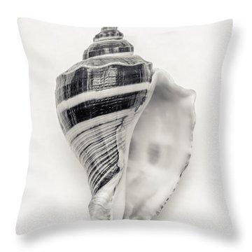 Sea Shells Throw Pillows