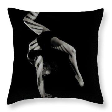 Gymnast Throw Pillows