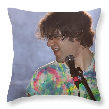 Throw Pillow featuring the photograph Structural Ecstasy by Steven Macanka