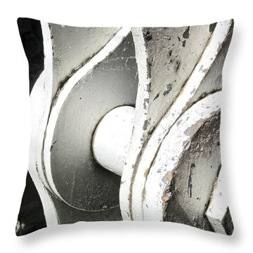 Structural Support Throw Pillow