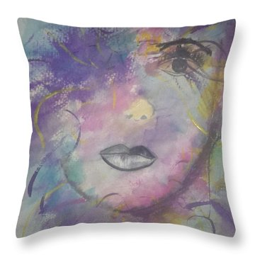 Stunner Throw Pillow