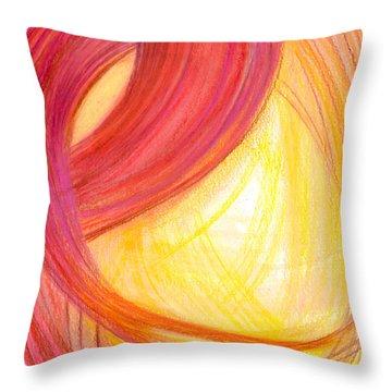 Sublime Design-v2 Throw Pillow