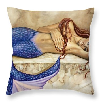 Sublime Throw Pillow