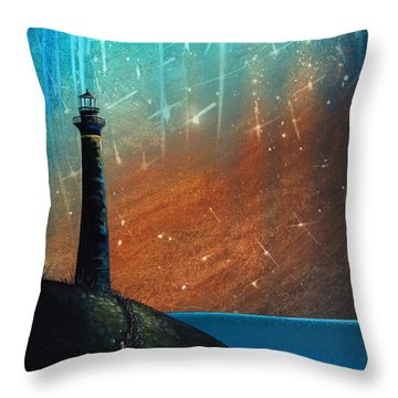 Such A Night As This Throw Pillow