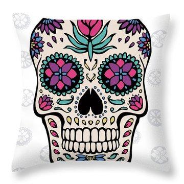 Candy Throw Pillows