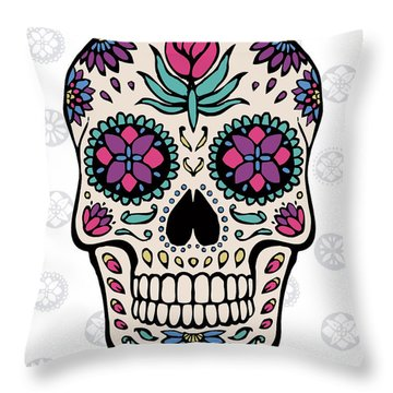 Candy Throw Pillows